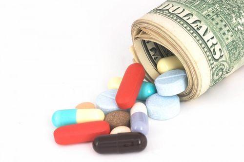 Farmacia y dinero