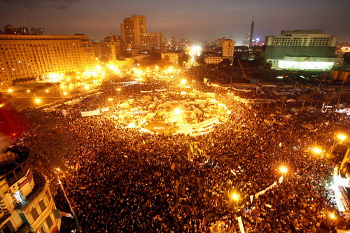 Egyptian-Revolution-Tahrir-aerial