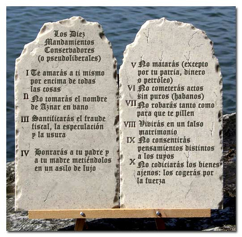 10commandspanish