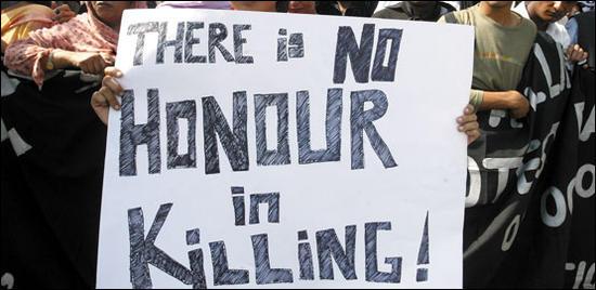 Honour-crime